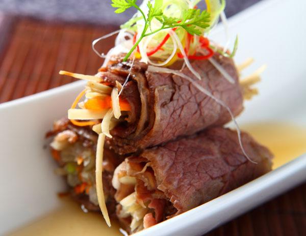 【推薦食譜】豆油伯-和風牛肉卷